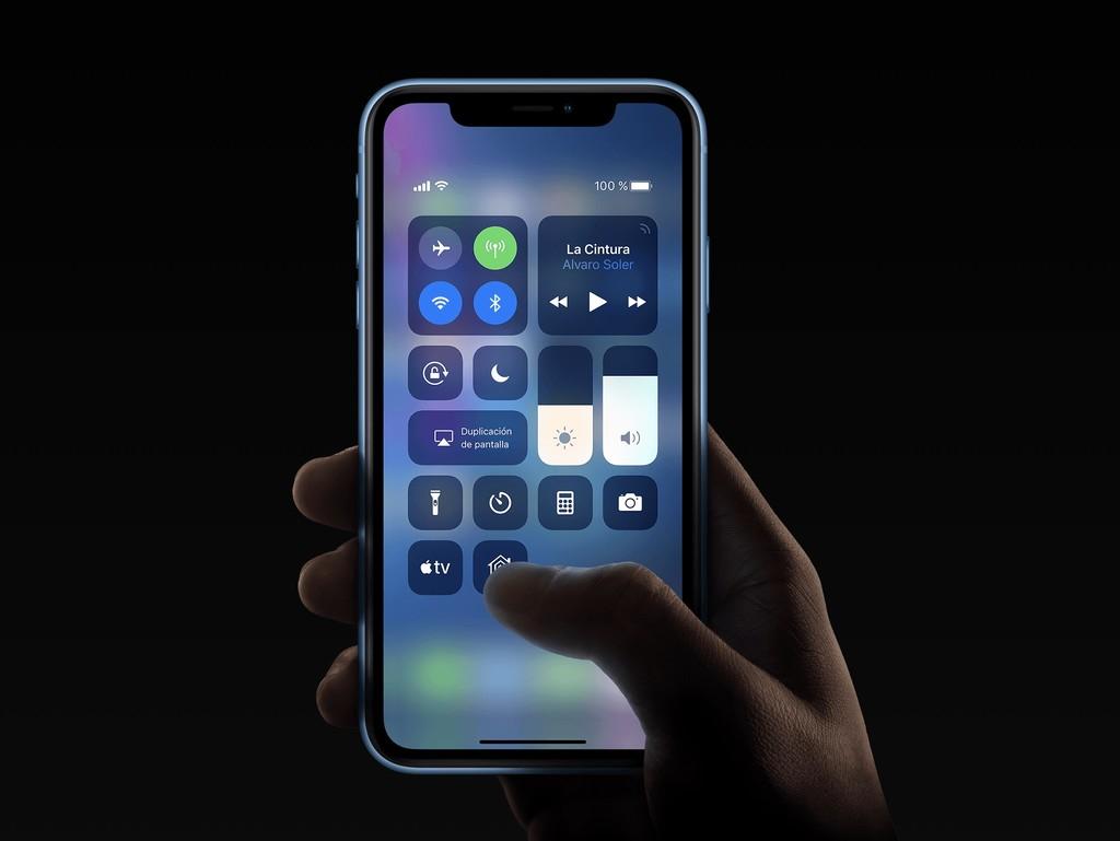 El <stro />iPhone℗</strong> XR tiene la mejor batería jamás puesta en un iPhone: más autogestión que cualquier otro &#8220;>     </p> <div class=