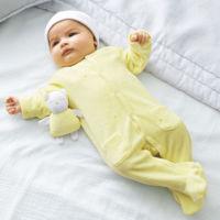 Prepara con mimo la llegada de tu bebé con estos conjuntos de primera puesta