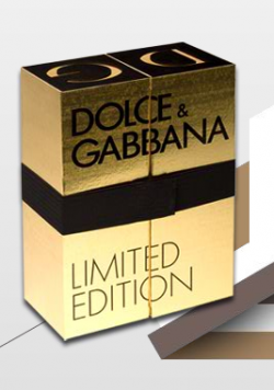 D&G Limited Edition box