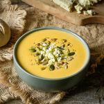 Cómo hacer crema de calabaza y queso, el plato de cuchara más fácil y sabroso del otoño