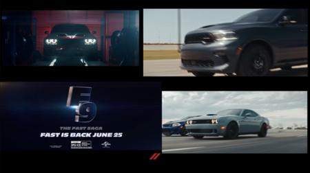 Superpower: la poderosa campaña de Dodge para el lanzamiento de  Fast and Furious 9 estrena video
