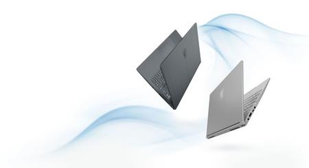 Este ultrabook es un chollo por diseño, precio y potencia: trabaja en movilidad con el MSI Modern 14 por 849 euros en Amazon
