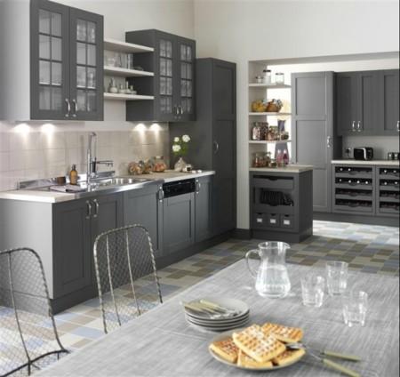 Una cocina abierta para compartir: ideas para familias cocinillas