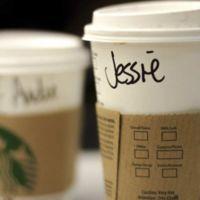 """Las escandalosas cantidades de azúcar de los cafés """"Starbucks"""""""