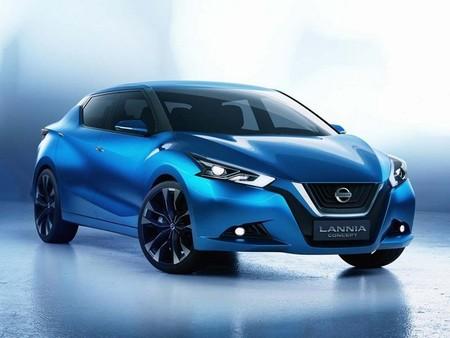 La próxima generación del Nissan Leaf podría lucir así