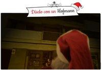 Un vídeo en el que Papá Noel va a tu casa