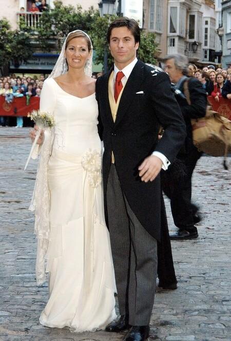 Canales Rivera se casa con María del Carmen Fernández