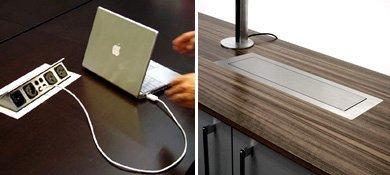 Poptech, concepto para tener los cables ordenados