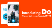 IFTTT lanza tres nuevas aplicaciones en Android: Do Button, Do Camera y Do Note