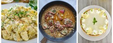 Platos veraniegos para alegrar el menú de cada día en nuestro Paseo por la gastronomía de la red