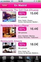 Aplicaciones viajeras para el iPhone: Restalo, reserva en restaurants