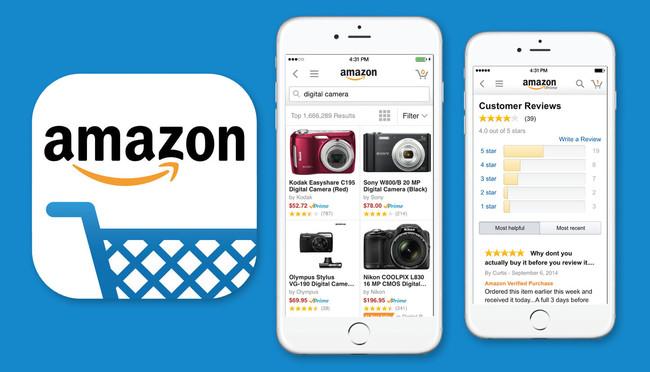 """Amazon habilita la """"Compra internacional"""": así puedes comprar productos de Estados Unidos desde el móvil"""