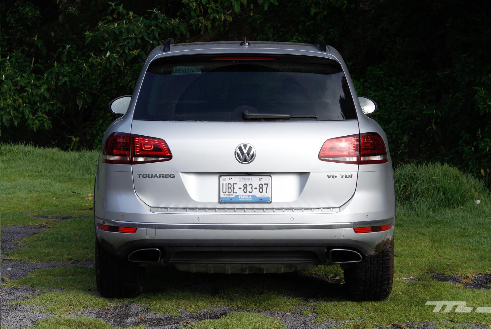 Volkswagen Touareg TDI Wolfsburg Edition