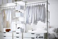 ¿Cómo puedo cambiar la distribución para tener un vestidor? Decoesfera Responde