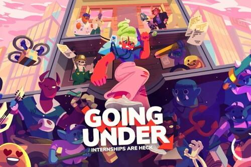 Análisis de Going Under, un roguelike diferente a todo lo que hayas visto