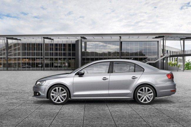Volkswagen Jetta perfil