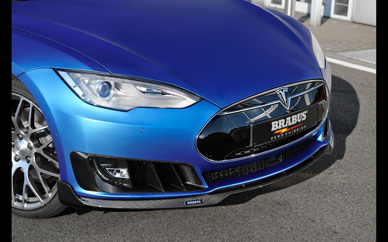 Brabus Tesla Model S P85D