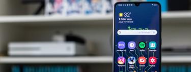 Samsung se inventa un cuadro táctil virtual para favorecer el utilización del amovible con una mano: de este modo puedes instalarlo