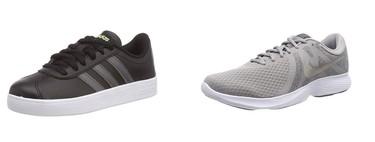 Chollos en tallas sueltas de zapatillas Adidas, Nike, Puma o Saucony por menos de 40 euros en Amazon