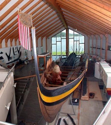 Museo Haithabu de historia vikinga