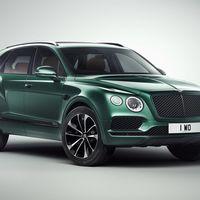 Este Bentley Bentayga by Mulliner es único y está inspirado en las carreras de caballos