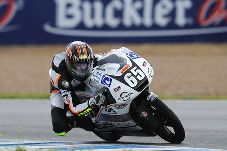 Phillip Oettl en Jerez