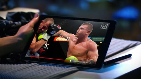 DAZN, una nueva plataforma de streaming llega a México para competir contra la televisión abierta