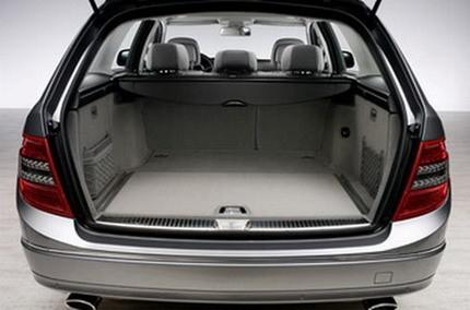 Mercedes C63 AMG Estate