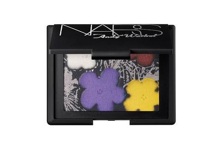 Nars se inspira en Andy Warhol para sus nuevas paletas
