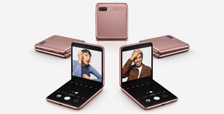Samsung Galaxy Z Flip 5G, la marca renueva su icónico móvil plegable aprovechando el Snapdragon 865+