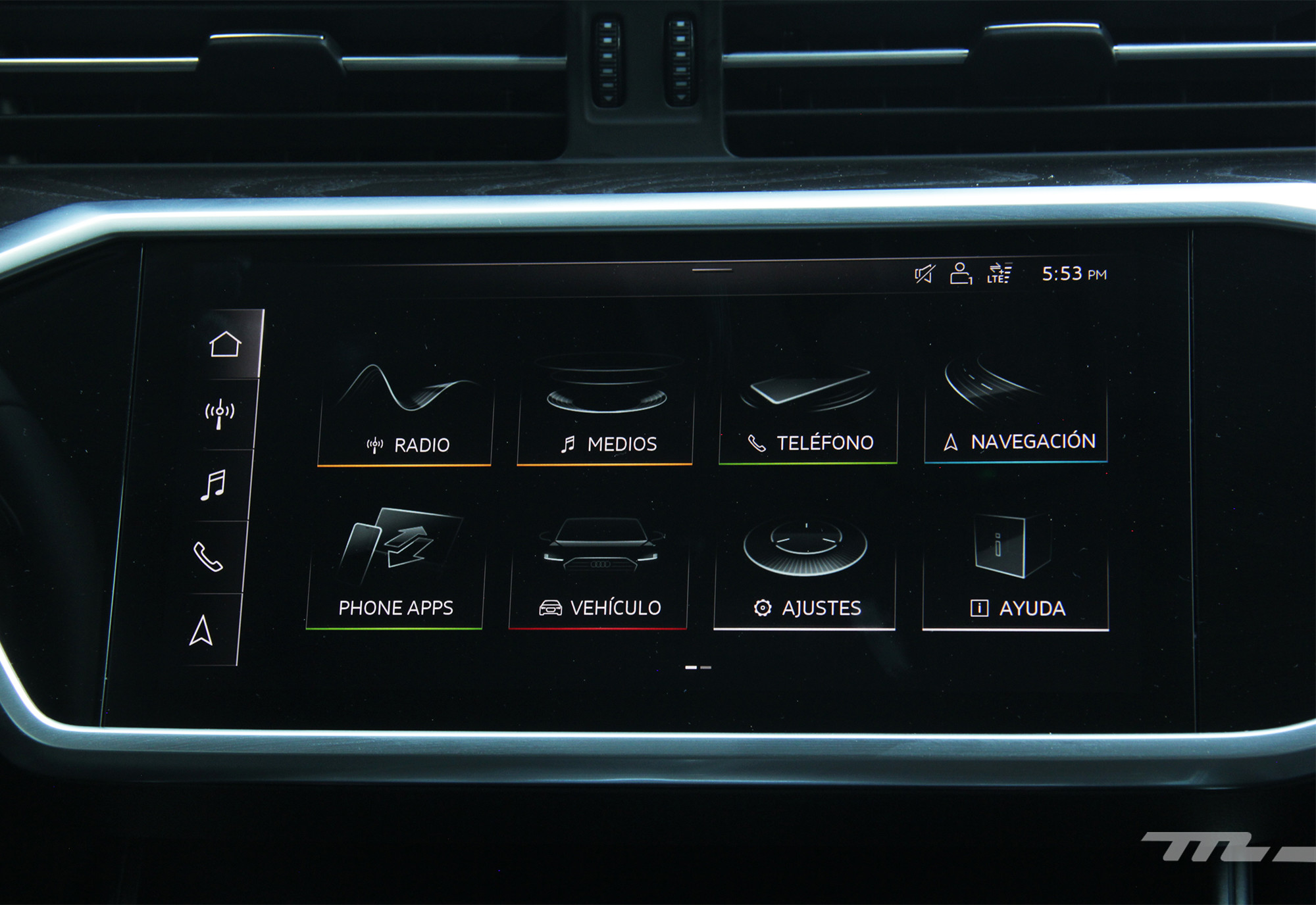 Foto de Audi A7 Sportback 2019 (15/26)