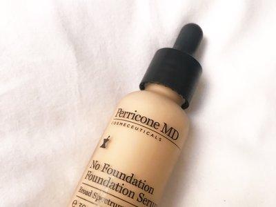 Probamos No Foundation Foundation Serum de Perricone MD, piel bonita y que respira