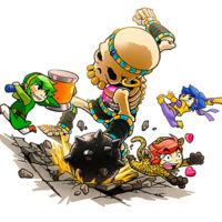 La locura cooperativa The Legend of Zelda: Tri Force Heroes  ya tiene fecha de lanzamiento [GC 2015]