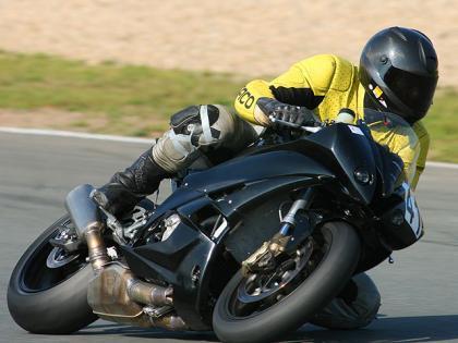 Cazada la nueva Superbike de BMW, la K46