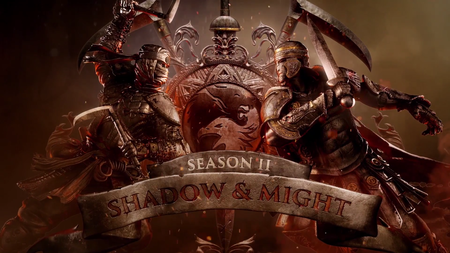 Shadow and Might, la segunda temporada de For Honor inicia en mayo y nos traerá nuevos héroes, mapas y más