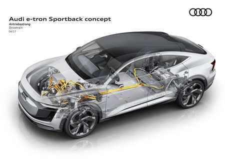 Audi E Tron Sportback 2017 23