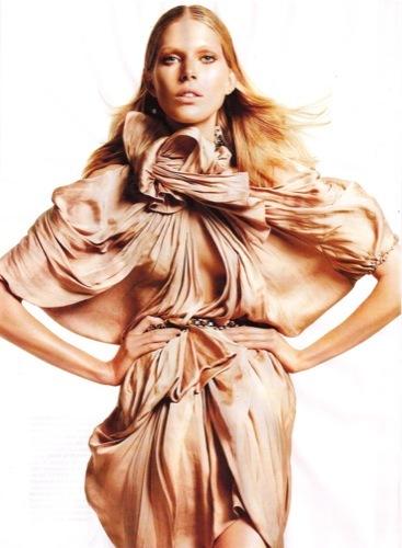 Los vestidos de moda para esta Primavera-Verano 2010. Lanvin