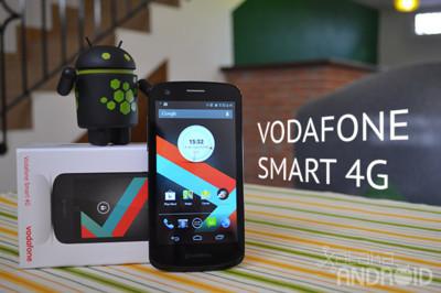 Vodafone Smart 4G, análisis de uso durante un mes