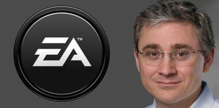 Frank Gibeau de Electronic Arts afirma que la compañía acabará siendo 100% digital
