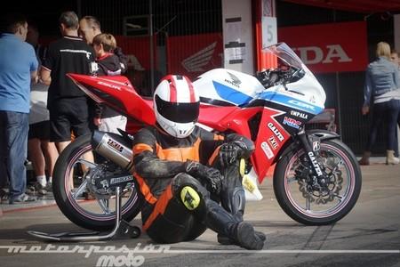 Copa Honda CBR250R: un día como wild card (los detalles)
