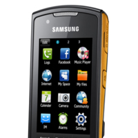 Samsung S5620 Onix, presentado antes del Mobile World Congress