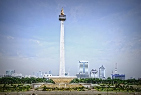 Monas: El Monumento Nacional de Jakarta