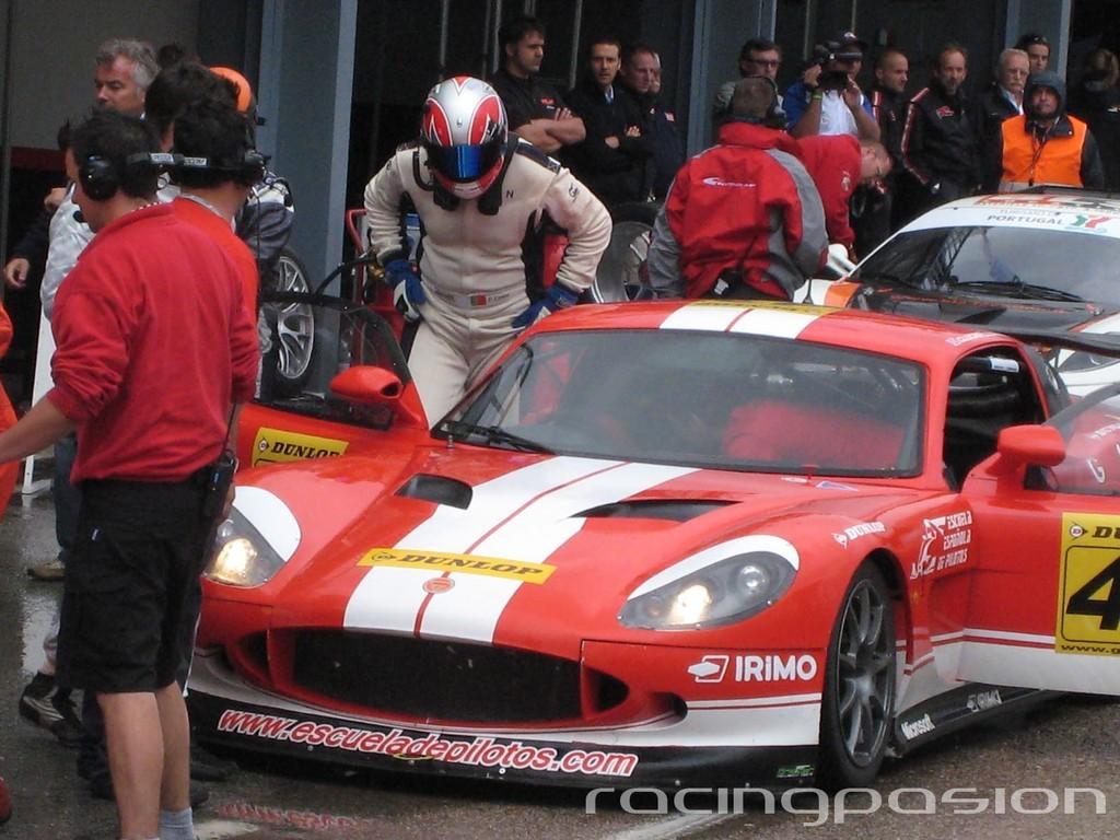 Foto de Campeonato de España de GT. Jarama 6 de junio (9/130)