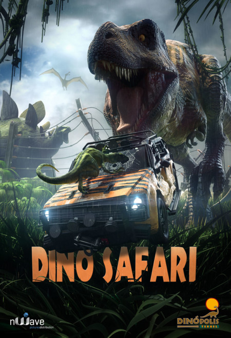 Dino Safari Dinópolis