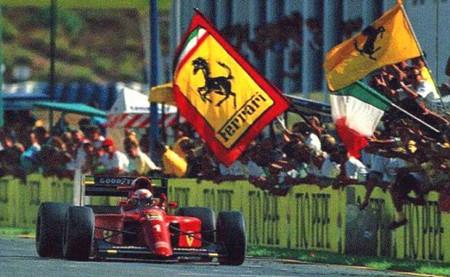 Gran Premio de España 1990: Alain Prost y Ferrari mantienen viva la esperanza