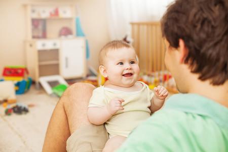 bebé de seis meses