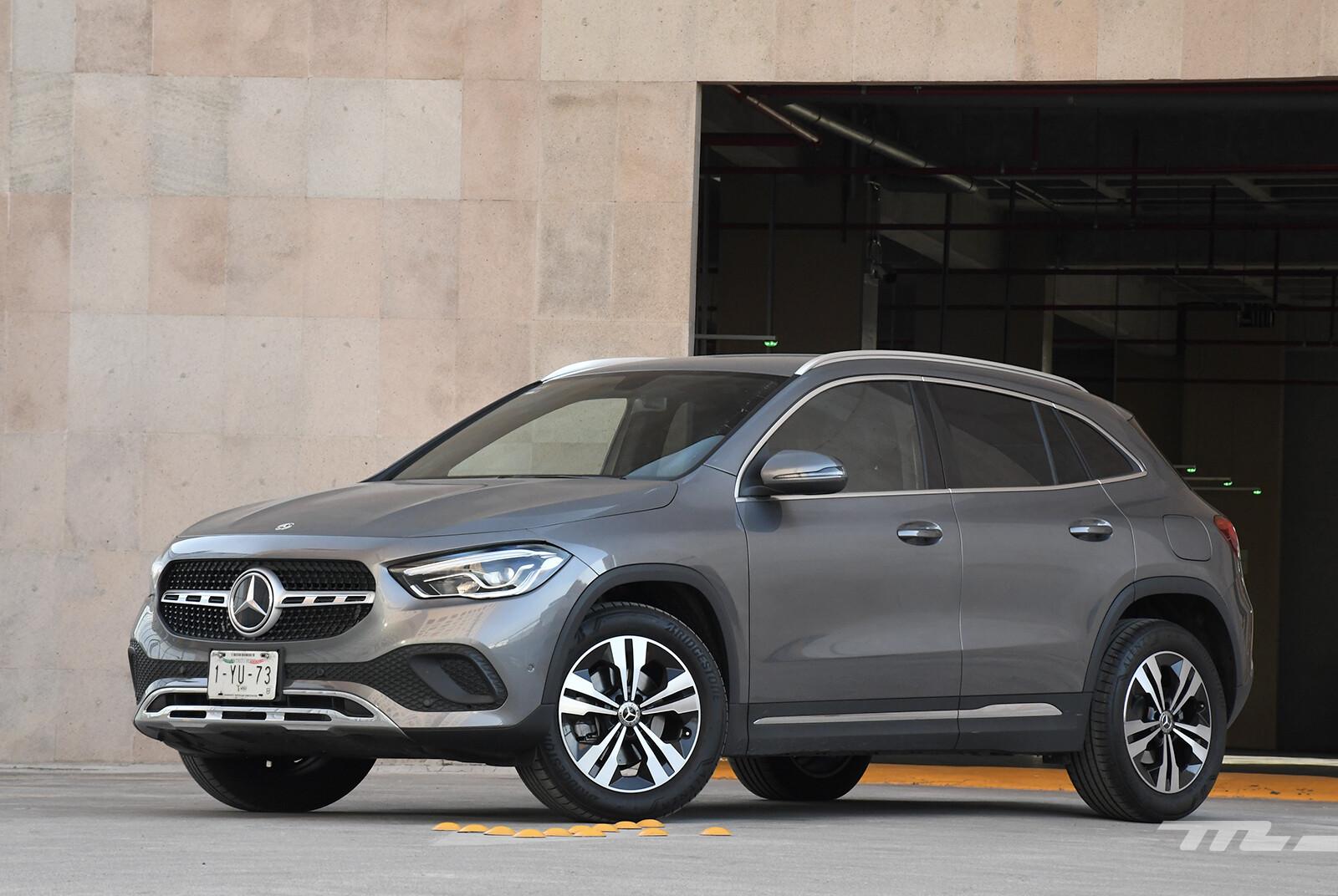 Foto de Mercedes-Benz GLA 200 (prueba) (12/30)