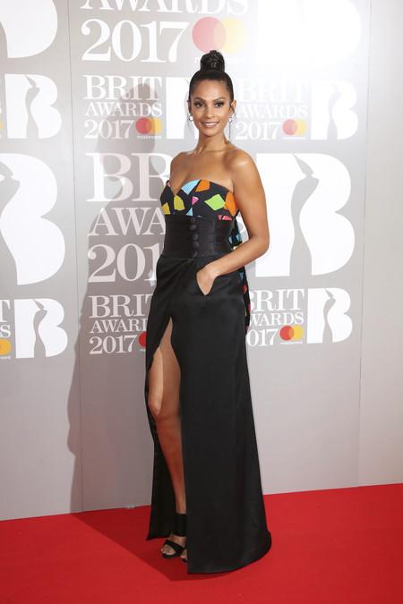 Alesha Dixon Brit Awards