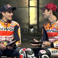 """Confesiones en el box de Honda: Márquez, """"con 34 años aún me veo corriendo en MotoGP"""""""
