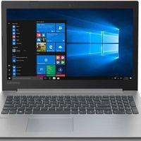 Oferta Flash: portátil Lenovo Ideapad 330-15IKBR de 256GB, ideal de cara a la vuelta al cole, por 379,99 euros en Amazon